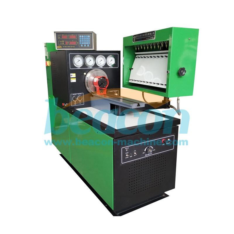 12PSB diesel fuel injection pump test bench