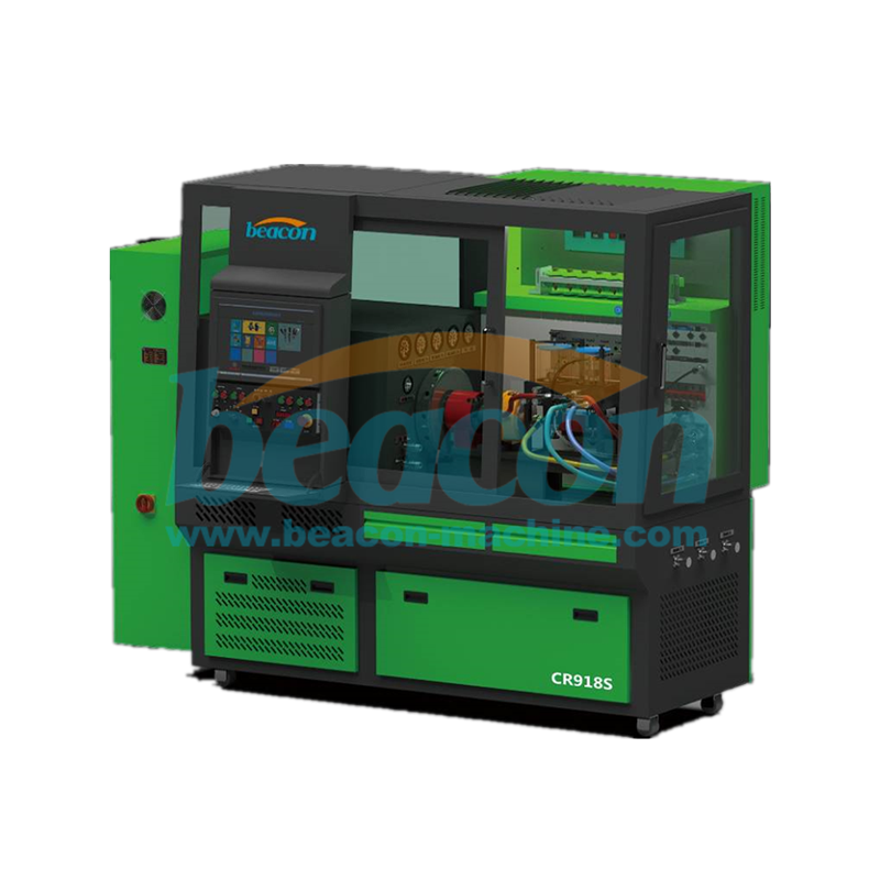 Multi-function comprehensive CR918S common rail diesel fuel injection pump test bench