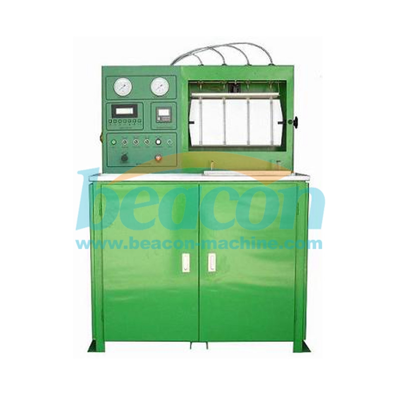 Beacon Machine HEUI Injector Test Bench