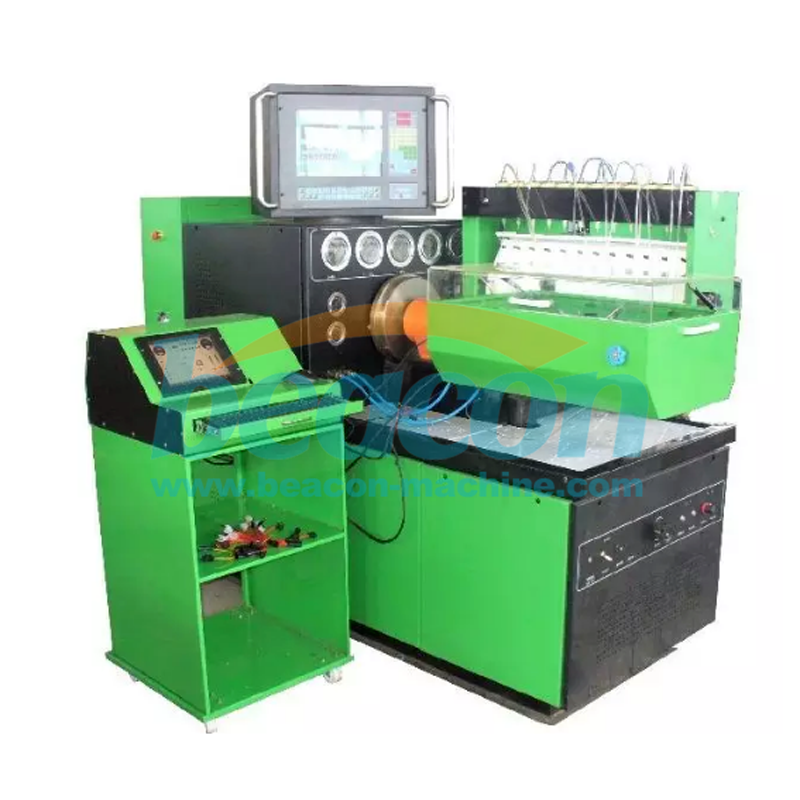 CRS300 tester connect with BC3000 test bench