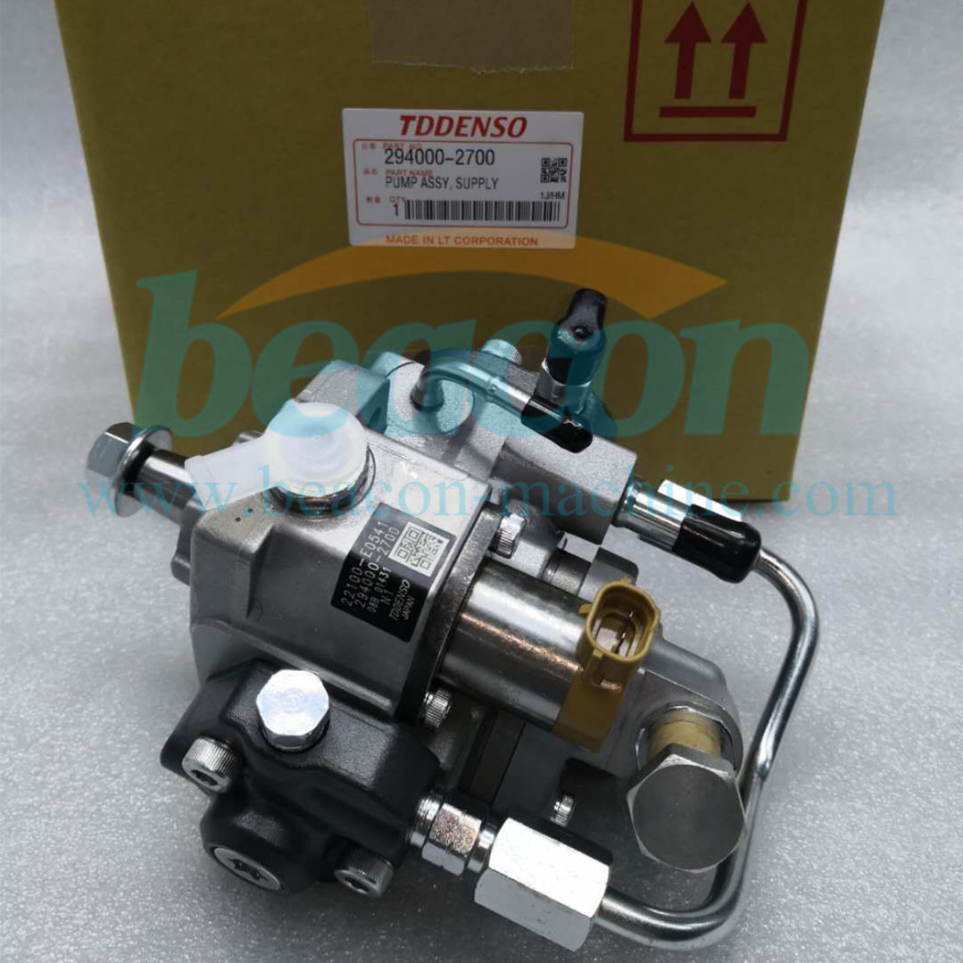 Genuine Diesel Fuel Injection Common Rail Pump 294000-2700.
